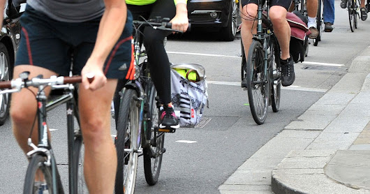 Should a cyclist who kills face same charge as a motorist?
