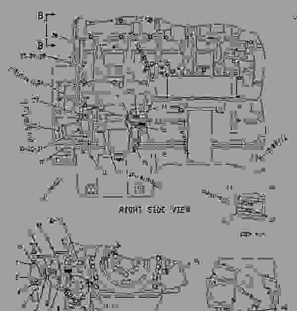 Cat C15 Engine Oil Pressure Sensor Location