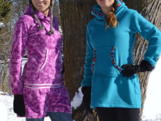 Polar Kuspuk: Rejuvinating an Yupik design for everyone! by Liorah Wichser — Kickstarter