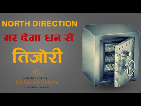 Five Things keep in North Direction in Vastu for good life | Dr. puneet Chawla | vastu Video