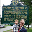 Historical Marker For World Distance Runner Stan Cottrell Pulls Focus On Legacy