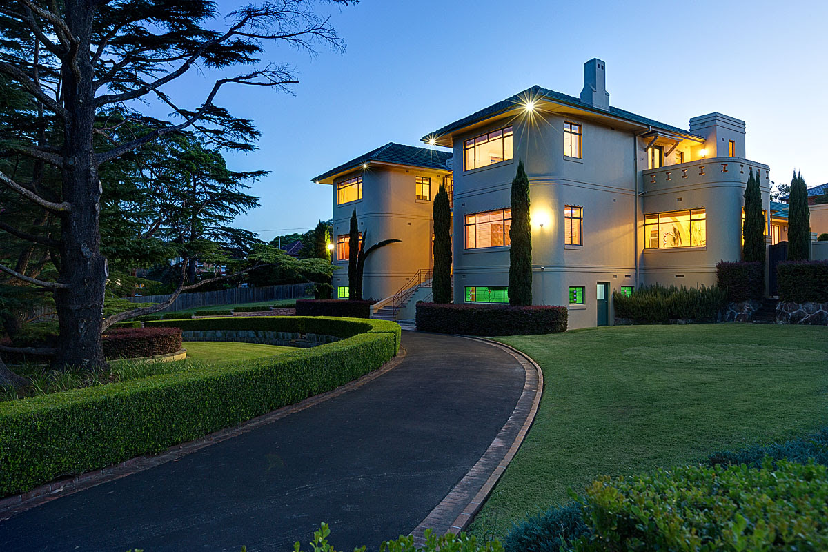 Art Deco Architecture Style In Australia
