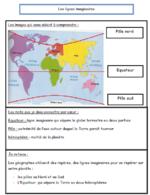 Continents et Océans, Lignes imaginaires