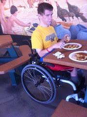 Pancake Breakfast at Morefield Campground