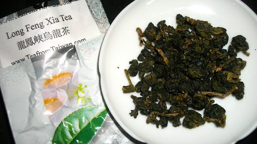 Tea Review: Long Feng Xia by Tea From Taiwan