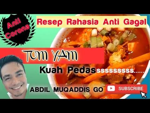 UDA ABDIL Bocorkan Resep Bumbu Tomyam 💊 Semua Bisa Jadi Chef Arnold