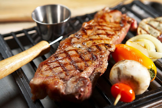 Weekend Meat Grilling for Yummy Taste and Health