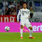 f8c7d8a448 Man City news  Leroy Sane leaves Germany squad to attend birth of child