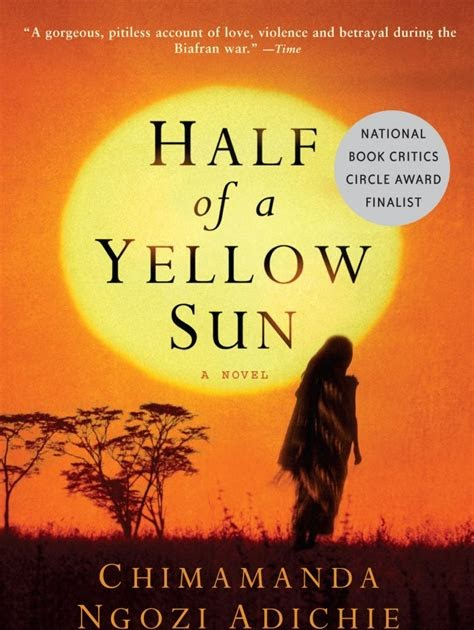 Download Half Of A Yellow Sun Reader