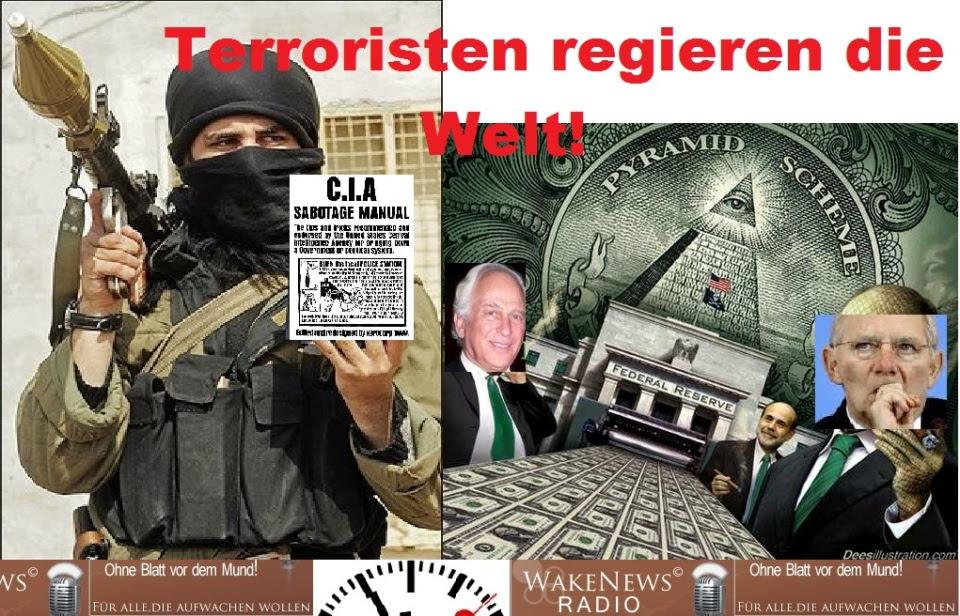 Terroristen regieren die Welt
