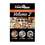 CanCooker Inc CBVII-1004 CanCooker 100 Page 5 Meal Recipe Cookbook Volume 2 by VM Express