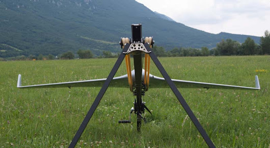 Slovenian C-ASTRAL BRAMOR fixed wing UAS contributes to Canadian aviation history - sUAS News - The Business of Drones