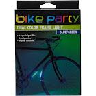 Bell Bike Party Dual Color Frame LED Light - Blue/Green, Blue Green