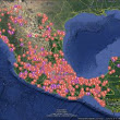 Feminicidios en Mexico - Google-Earth.es