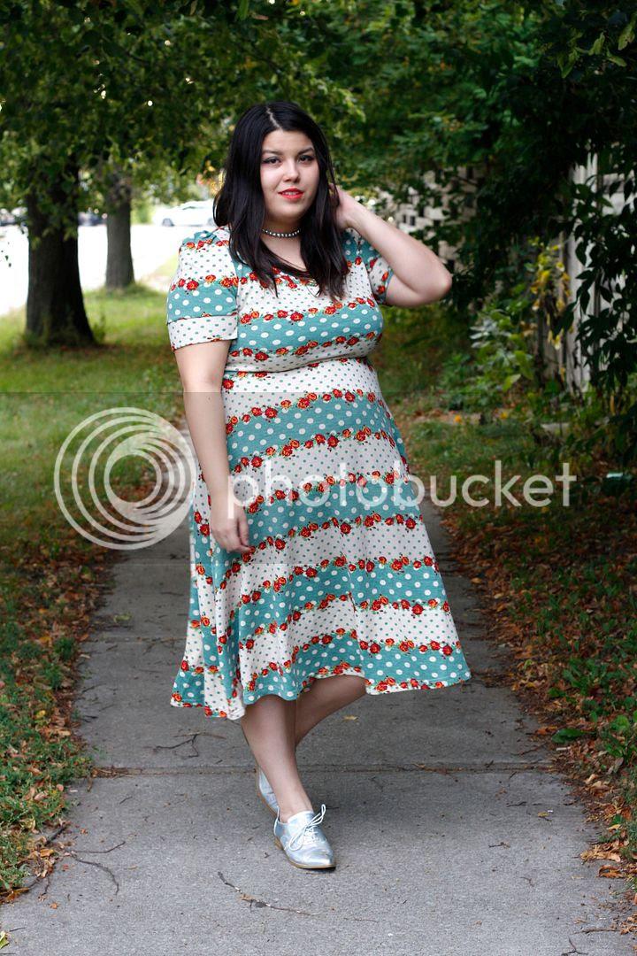 Voodoo Vixen Faith Dress