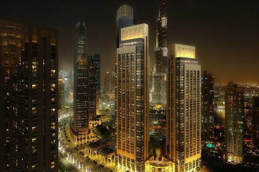 ACT 1 OFF Plan Project By Emaar Properties - Downtown Dubai