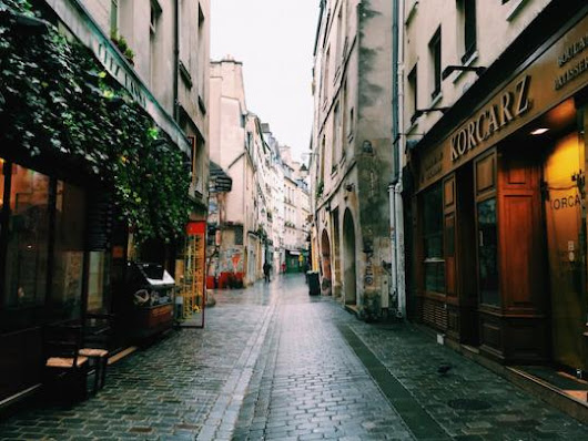 The 6 Streets I Walk Down Every Time I'm in Paris