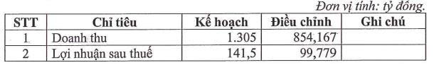 Cường Thuận Idico (CTI) điều chỉnh giảm 29% kế hoạch lợi nhuận năm 2019, còn gần 100 tỷ đồng - Ảnh 1.