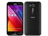 エイスース SIMフリースマートフォン ZenFone 2 Laser(Qualcomm Snapdragon 410/メモリ 2GB)16GB ホワイト ZE500KL-WH16