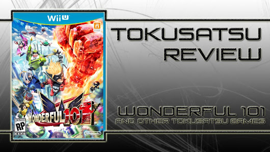 The Wonderful 101 Review VS Tokusatsu