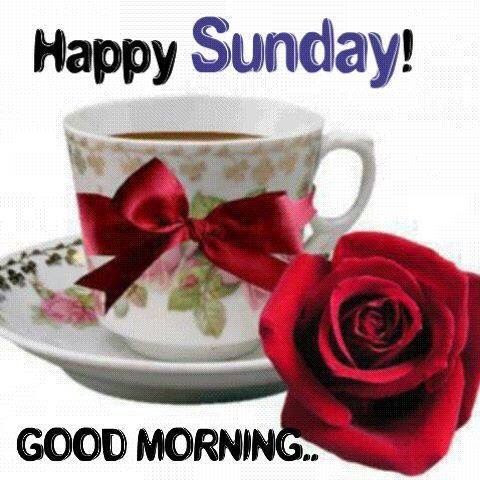 Happy Sunday Good Morning Pictures Photos And Images For Facebook