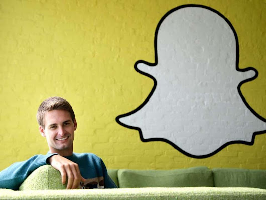 EXCLUSIVE: How Snapchat Plans To Make Money - Business insider
