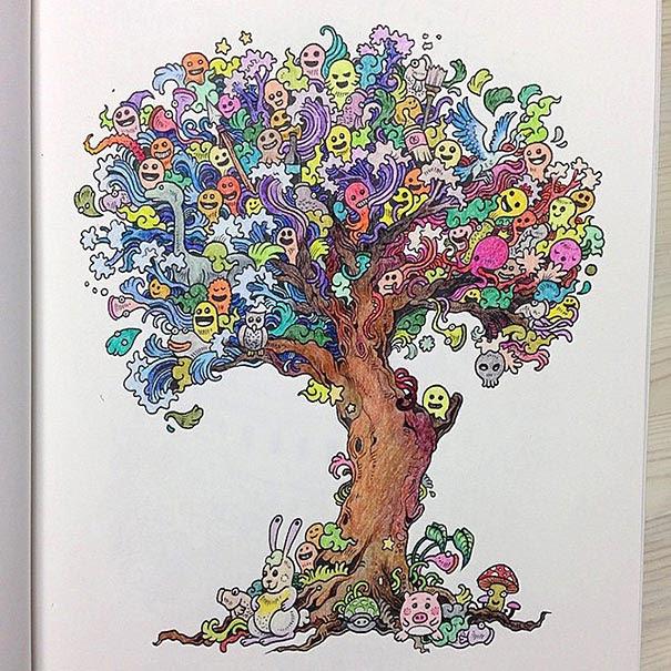 libro-colorear-adultos-doodle-invasion-kerby-rosanes (8)