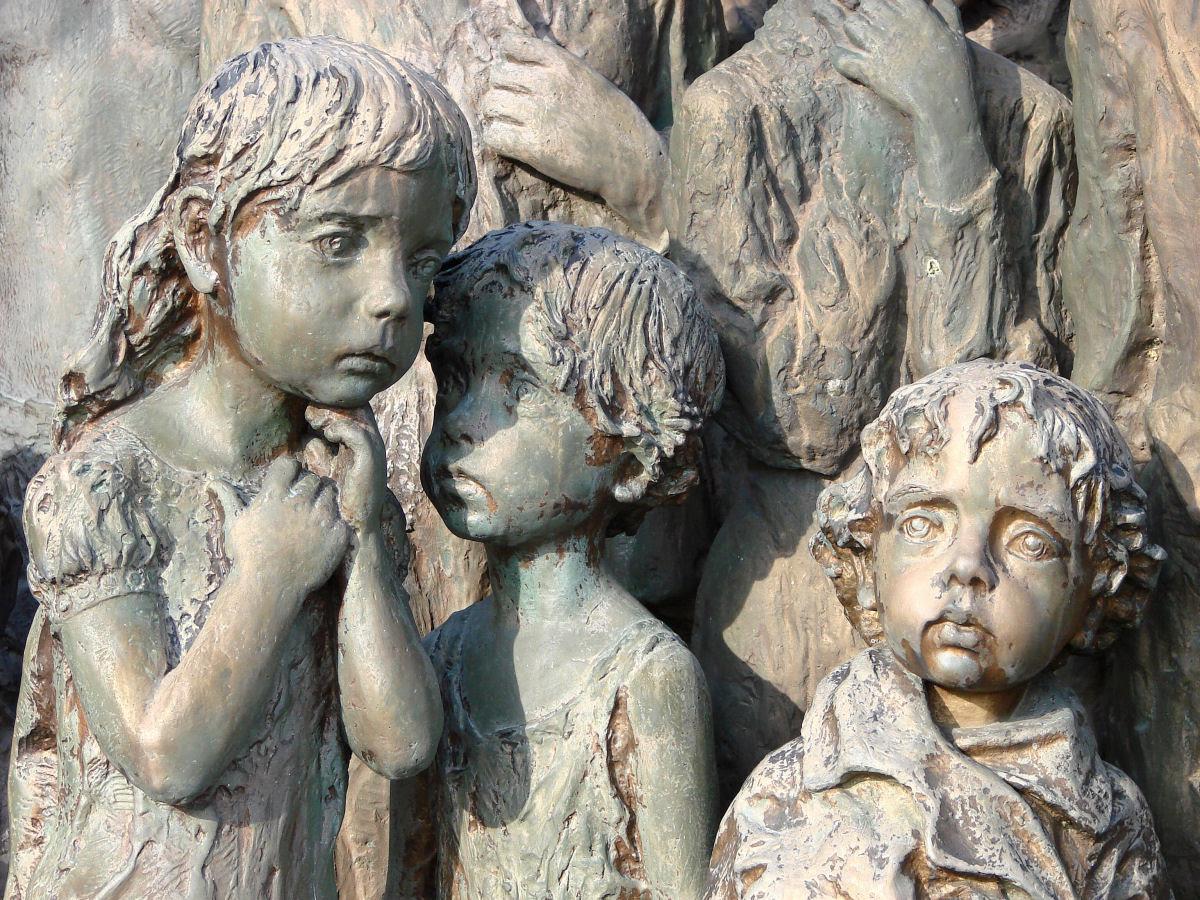 Memorial das Crianças Vítimas de Guerra em Lidice 05