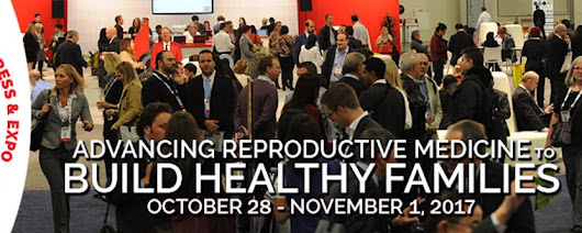Dr. Parviz Kavoussi reviews abstracts for American Society for Reproductive Medicine 2017 annual meeting in San Antonio - Austin Fertility & Reproductive Medicine