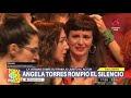"Ángela Torres: ""Juan Darthés es un violador"""