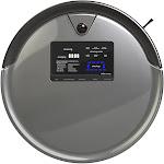 bObsweep Bob PetHair Plus Wet/Dry Robotic Vacuum - Charcoal