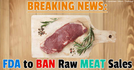 United States to Ban Raw Meat Sales
