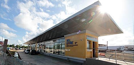 Estação de BRT do Complexo de Salgadinho ainda está em obras