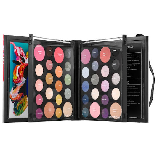 Smashbox ART. LOVE. COLOR. Master Class Makeup Palette Giveaway! $300 Value! | PrettyThrifty.com