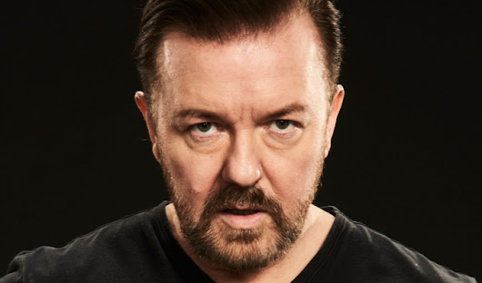 Netflix buys Ricky Gervais's Humanity special : News 2017 : Chortle : The UK Comedy Guide