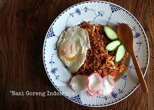 Nasi Goreng Indonesia by Fitri D. // Rumah Manis