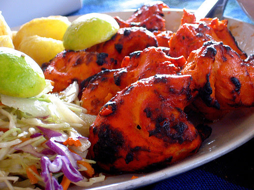 Chicken Tikka, Grilled, Chicken Recipe, Food, Indian, Marinate