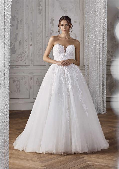 Amazing Designer Wedding Dresses   Luv Bridal