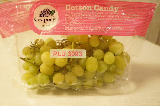 Simply Good Eating  » Cotton Candy Grapes