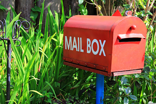 Cleaning Your Mailbox Is Super Important Because It's A Germ Hot Spot