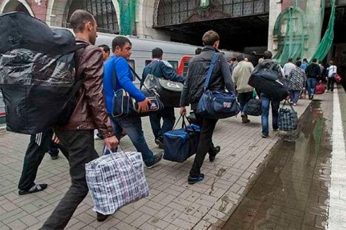 Запретят ли въезд украинским гастарбайтерам?