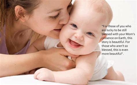 Mother With Baby Quotes