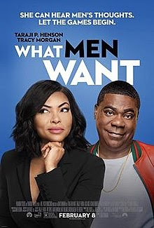 [MOVIE] What Men Want (2019) [CAMRip] + English Subtitle