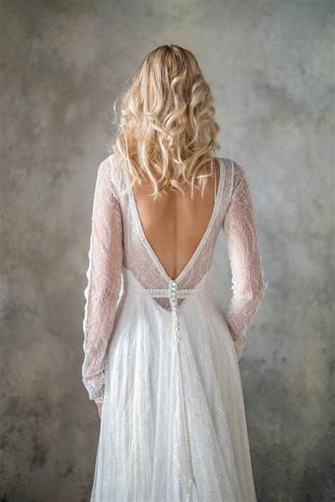 35 Best Etsy Wedding Dresses: Long, Short, Strapless