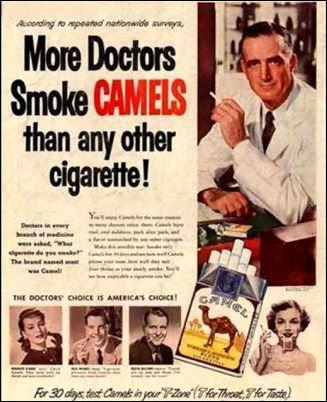 Doctor Recommended Cigarettes