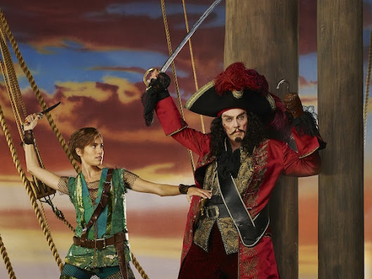 Watch the 'Peter Pan Live!' Promo and Decide if It's Better Than 'The Sound of Music Live!' — VIDEO