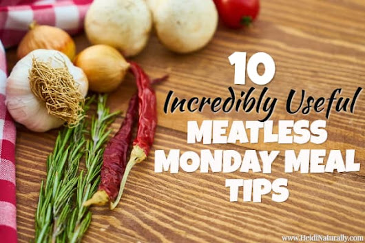 The Ultimate Guide to Easy Meatless Meals