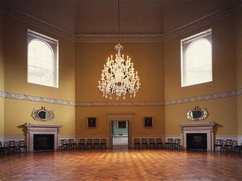 Assembly Rooms Great Octagon, a venue for wedding