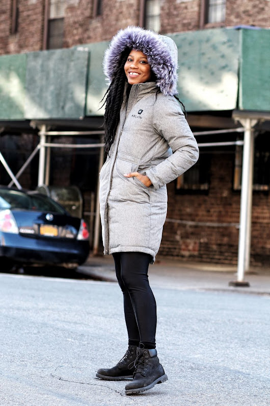 Yes, My Coat is On: Kelvin TechStyles Advanced Outerwear – Fashion Steele NYC
