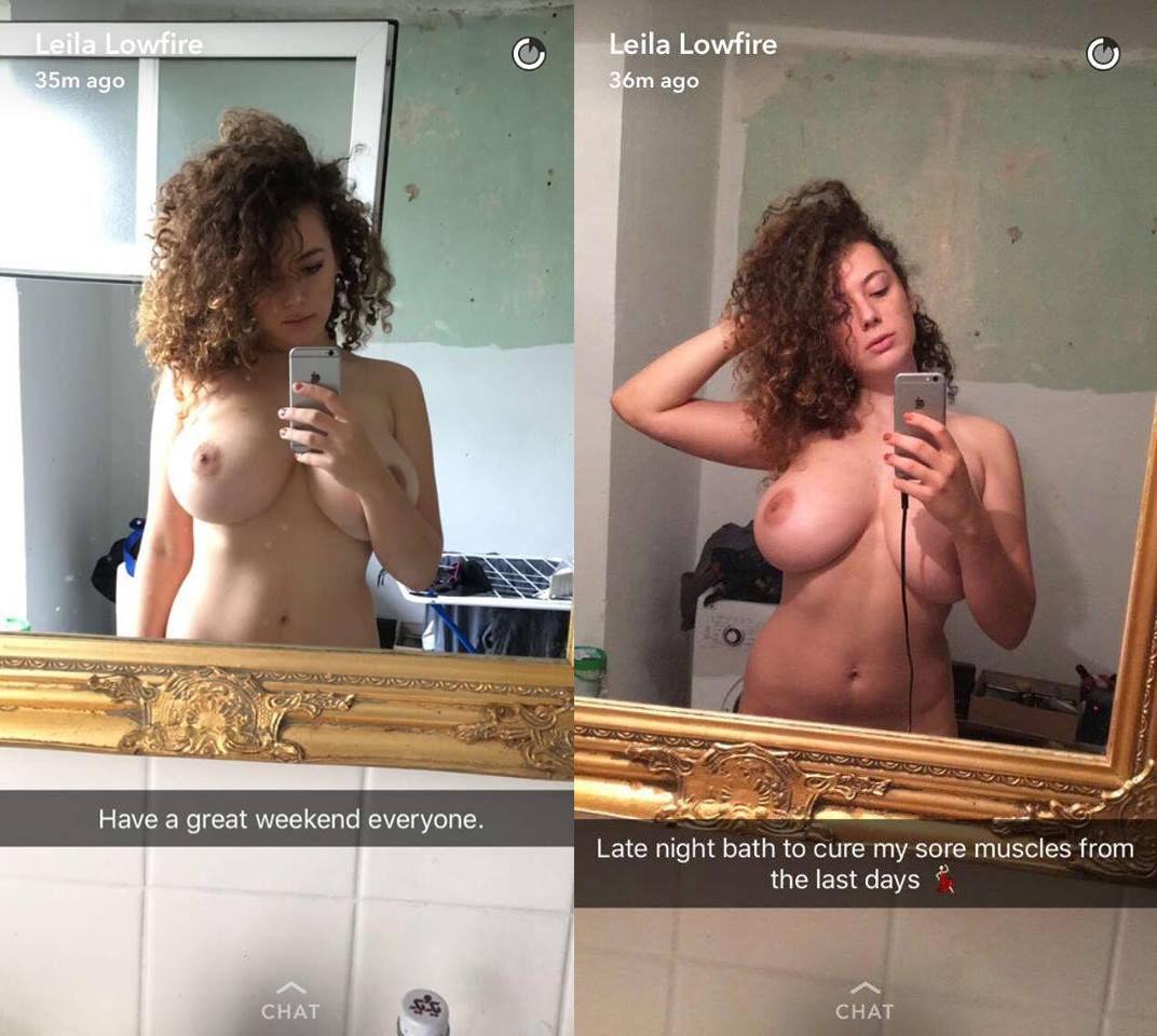 Nackt pussy lowfire leila Leila